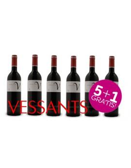 Pack Vessants 5 + 1 gratis