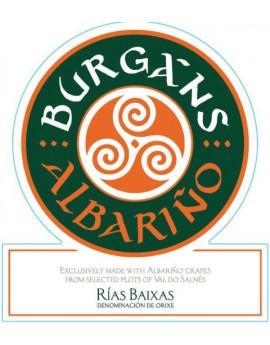 Burgans 2018 D.O. Rias-Baixas - Albariño
