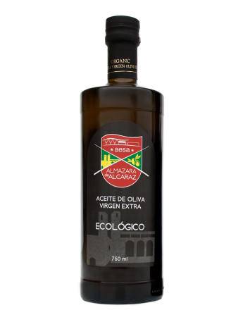 AESA - Almazara de Alcaraz - Picual, Arbequina - 500 ml
